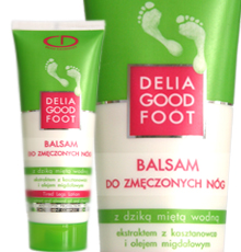 Good Foot balsam