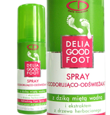 Good Foot spray